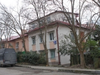 Sochi, Divnomorskaya st, house 8. Apartment house