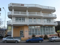 Сочи, улица Платановая, дом 2А. гостиница (отель) Мария