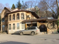 Sochi, Platanovaya st, house 14. multi-purpose building