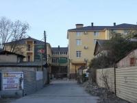 Sochi, hotel Green Hosta, Platanovaya st, house 15Б ЛИТ В