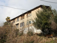 Sochi, Esaulenko st, house 1. Apartment house