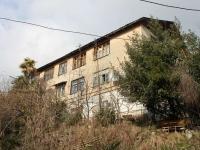 Сочи, улица Есауленко, дом 1. многоквартирный дом