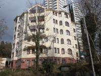 Sochi, Esaulenko st, house 3А. Apartment house