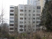 Сочи, улица Есауленко, дом 4 к.2. многоквартирный дом
