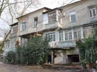 Сочи, улица Есауленко, дом 6. многоквартирный дом
