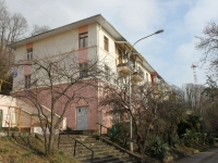 Sochi, Esaulenko st, house 8. Apartment house