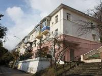 Сочи, улица Есауленко, дом 10. многоквартирный дом
