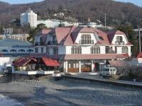 索契市, Zheleznodorozhnaya st, 房屋 9А. 咖啡馆/酒吧