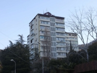 Sochi, Krasnopolyanskaya st, house 4. Apartment house