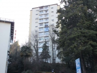 Sochi, Krasnopolyanskaya st, house 5. Apartment house