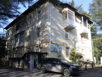 Sochi, Ushinsky st, house 8. Apartment house