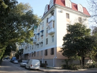 Sochi, Yaltinskaya st, house 10. Apartment house