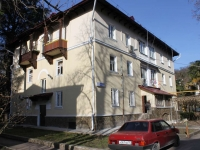 Sochi, Yaltinskaya st, house 18. Apartment house
