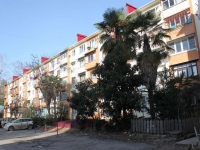 Sochi, Yaltinskaya st, house 30. Apartment house