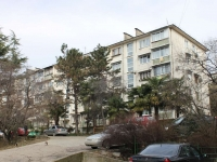 Sochi, Yasnogorskaya st, house 2. Apartment house