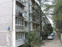 Sochi, Yasnogorskaya st, house 3. Apartment house