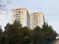 Sochi, Yasnogorskaya st, house 6. Apartment house