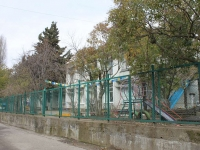 Sochi, st Yasnogorskaya, house 8. nursery school