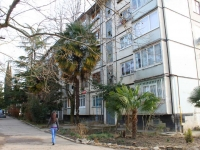 Sochi, Armavirskaya st, house 76. Apartment house