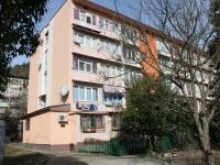 Sochi, Armavirskaya st, house 114. Apartment house