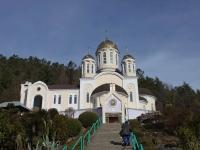Sochi, temple КАЗАНСКОЙ ИКОНЫ БОЖЬЕЙ МАТЕРИ, Armavirskaya st, house 141/4