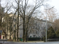 Sochi, Batumskoye rd, house 16. Apartment house