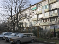 Sochi, Batumskoye rd, house 24. Apartment house