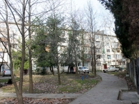 Sochi, Batumskoye rd, house 25. Apartment house
