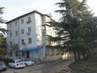 Sochi, Batumskoye rd, house 27. Apartment house