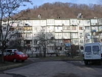 Sochi, Batumskoye rd, house 33. Apartment house