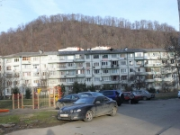 Sochi, Batumskoye rd, house 39. Apartment house