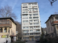 Sochi, Batumskoye rd, house 45. Apartment house