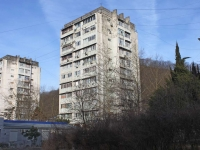 Sochi, Batumskoye rd, house 49. Apartment house