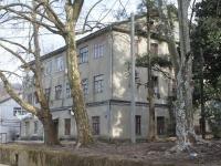 Сочи, улица Гайдара, дом 8. многоквартирный дом