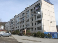 Sochi, Delegatskaya st, house 8. Apartment house
