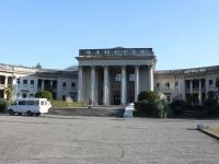 Сочи, улица Чекменева, дом 4. санаторий МАЦЕСТА