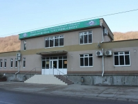 Sochi, Chekmenev st, house 30А. sports club