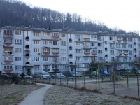 Sochi, Chekmenev st, house 34. Apartment house