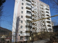 Sochi, st Matsestinskaya, house 9/1. Apartment house