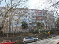 Sochi, Matsestinskaya st, house 11. Apartment house