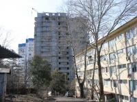 Sochi, st Matsestinskaya, house 12/СТР. building under construction