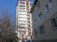 Sochi, st Matsestinskaya, house 13. Apartment house