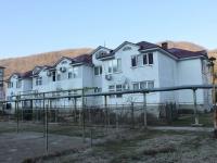 Sochi, alley Mostovoy, house 1В. Apartment house