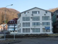 Sochi, alley Mostovoy, house 3Б. Apartment house