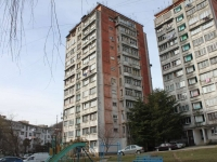 Sochi, Shishkin st, house 21А. Apartment house