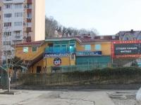 Сочи, улица Апшеронская, дом 11А. многоквартирный дом