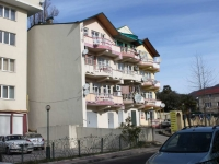Sochi, Darvin st, house 23. Apartment house