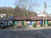 Sochi, Darvin st, house 57. store