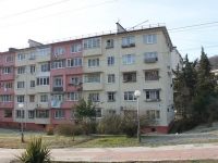 Sochi, Darvin st, house 72. Apartment house