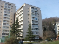 Sochi, Darvin st, house 91А. Apartment house